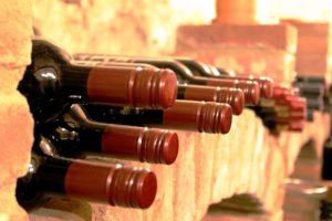 vino v vinski kleti