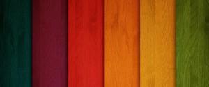 Barva podaljša življenjsko dobo lesa.