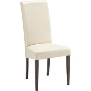 Usnjeni stoli so odporni na obrabo.