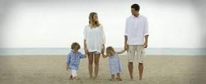 sklenitev zavarovanja za vso družino