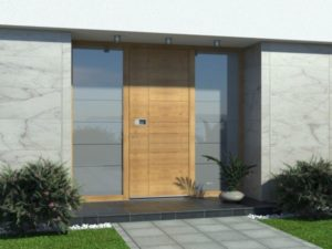 Kakovostna vhodna vrata Pirnar