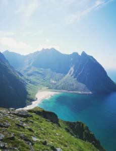 Kompromis potovanja: morje in hribi v enem