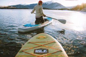 Supanje na jezeru