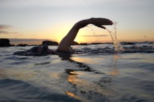 Najljubša poletna aktivnost - plavanje
