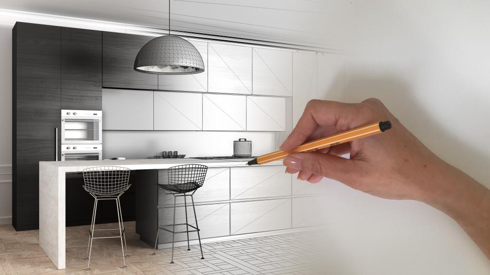 Kuhinje po meri prepuščajo zahtevnejšim stanovalcem svobodno oblikovanje svojih prostorov.