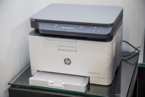Večjo pozornost pridobiva barvni laserski tiskalnik.